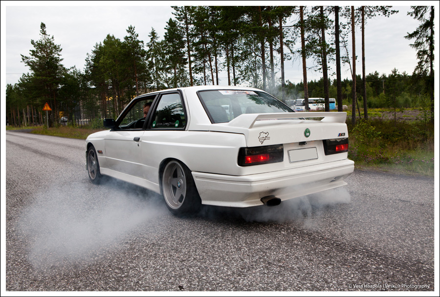 BMW e30 ///M3-look Full